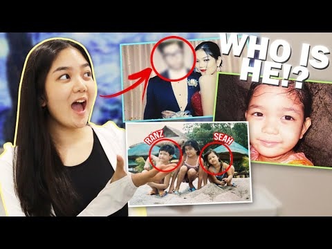 Download Reacting To My Old Photos! | Nina Stephanie