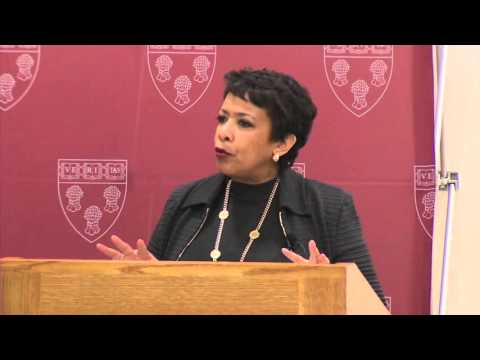 U.S. Attorney General Loretta Lynch on criminal justice reform and reentry