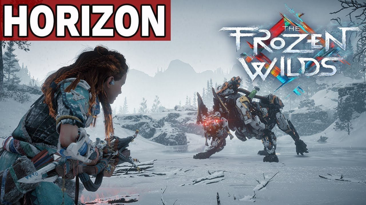 WYZWANIE  – HORIZON THE FROZEN WILDS