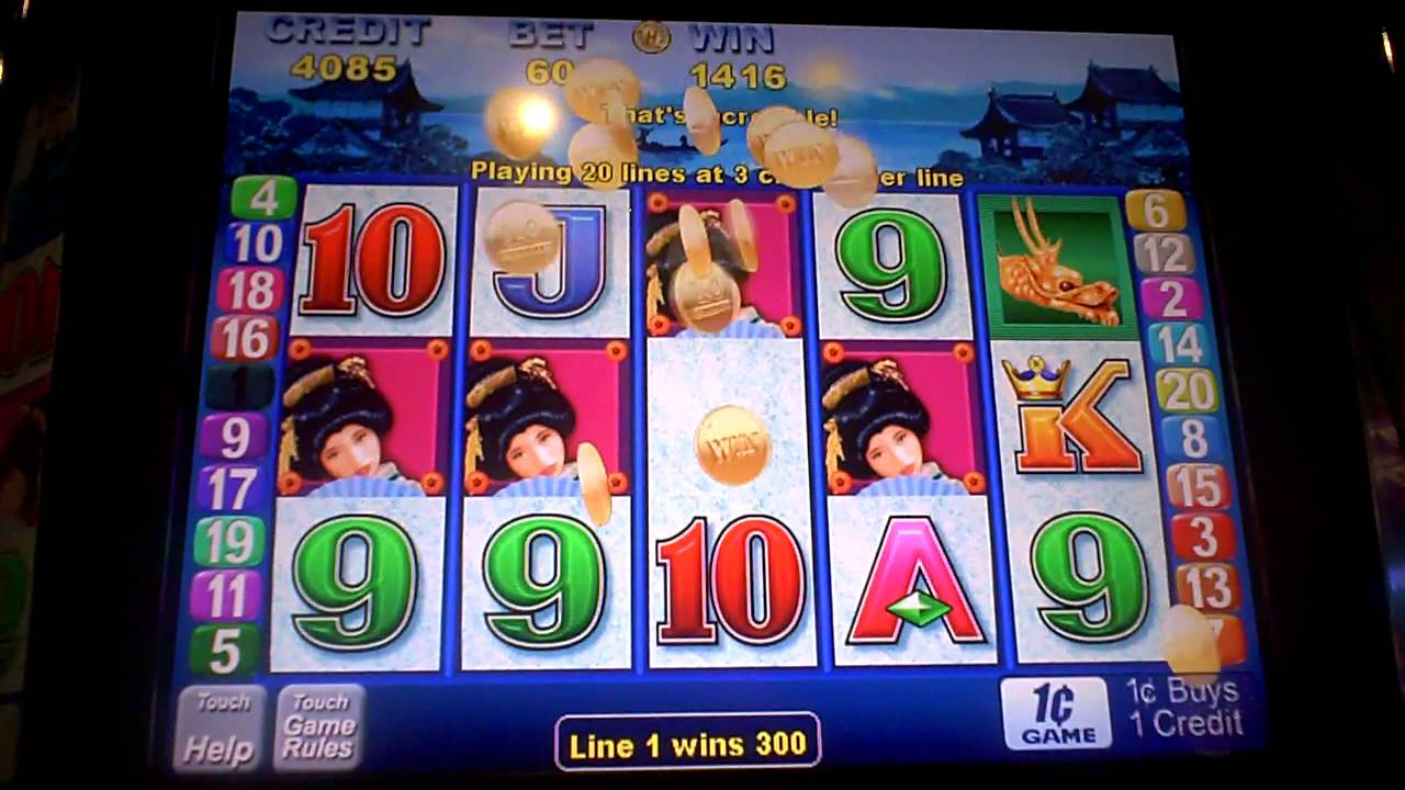 Free Geisha Slots