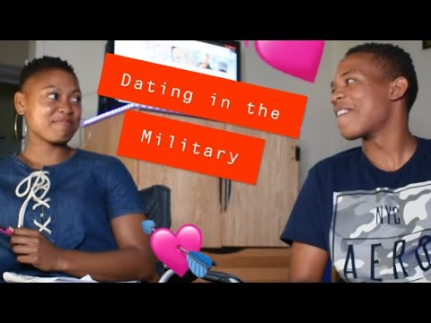 Dating In The Military!💙🙈