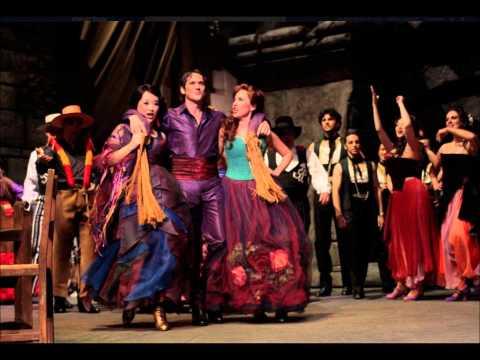 Interview with Ildebrando D'Arcangelo - Carmen @ LA Opera 2013