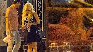 Avril Lavigne With Phillip Sarofim In West Hollywood 07 07 18