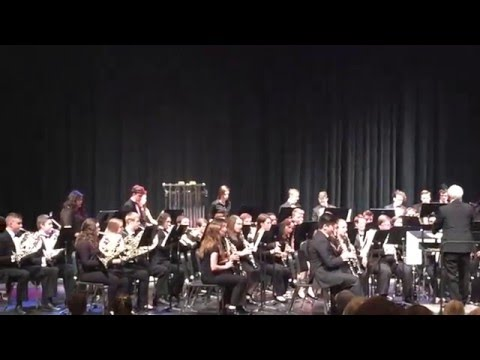 Chicago Tribune March - Amarillo High School Honors Band