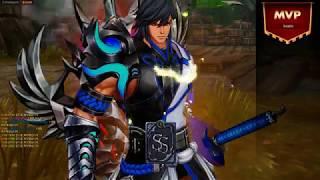 크리티카 Kritika Online KR| Doom Blade Pirate Island in 2:19[PB]