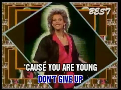 C.C. Catch - Cause You Are Young - Lyrics