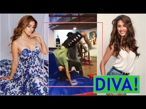 Disha Patani aces perfect backflip in first attempt, says 'everyday makes a difference' Mp3