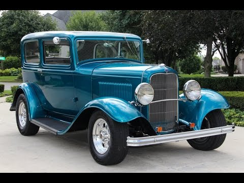 1932 ford street rod for sale youtube for 1932 ford 4 door for sale