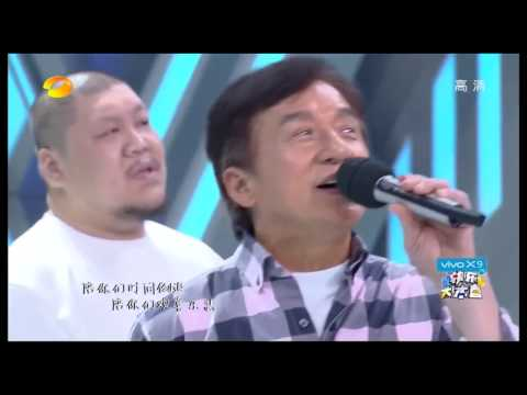 Jackie Chan and his crew Railroad Tigers on the Happy Camp show (HD 1080p) streaming vf