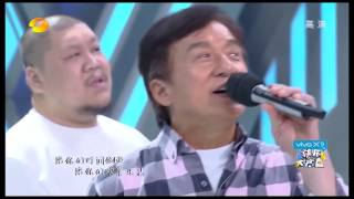 Jackie Chan and his crew Railroad Tigers on the Happy Camp show (HD 1080p)