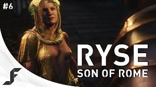 Ryse Son of Rome Walkthrough Part 6 - I AM DAMOCLES