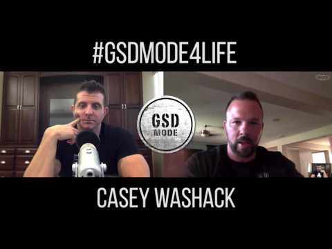 """Marine Corps Machine Gunner To Fitness Entrepreneur in 17 States"" GSD Interview with Casey Washak"