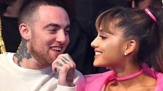 Mac Miller & Ariana Grande Declare Their Love In