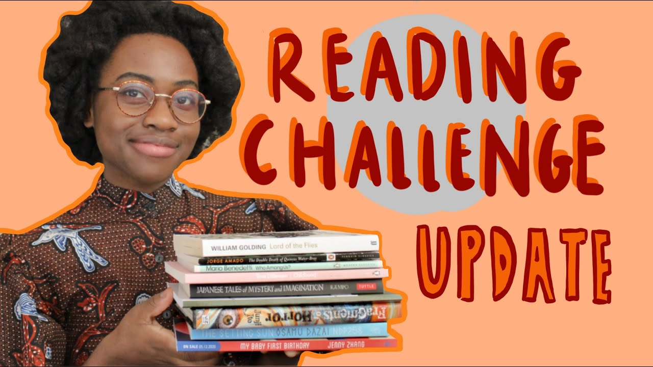 Reading Challenge Update | May - June 2020 [CC]