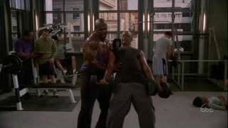 My Wife and Kids - Euro Training - Terry Crews [HQ]