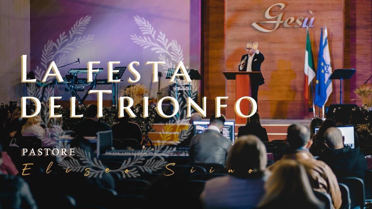 La Festa del Trionfo | Pastore Eliseo Siino | 28/03/2021