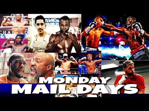 MIKEY GARCIA VS TERENCE CRAWFORD OR ADRIEN BRONER, MAYWEATHER-MCGREGOR DRAMA, BROOK VS SPENCE (MMD)