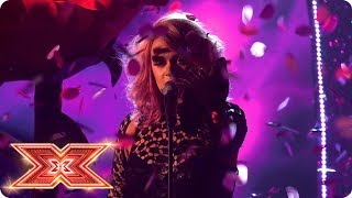 Grace Davies performs her Song of the Series - Too Young | Final | The X Factor 2017