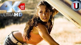 Transformers 2007 Driving With Mikaela Movie Clip Blu ray ( FULL HD)