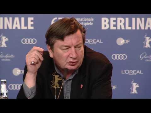 Toivon tuolla puolen  Press Conference Highlights  Berlinale 2017 Full