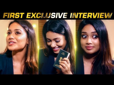 Nivetha Pethuraj's Passport Details Revealed! | Unexpected Stories |TIK TIK TIK |MY203