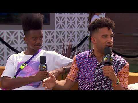 SuperDuperKyle Interview - Coachella 2018