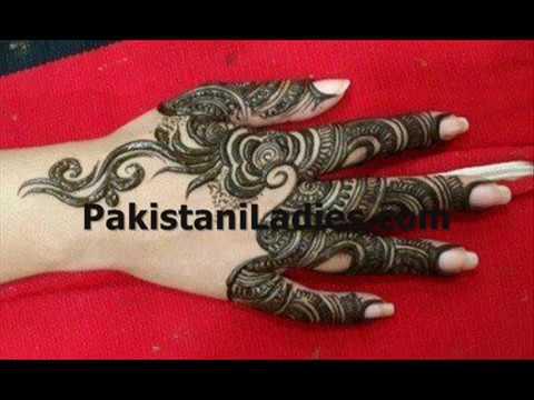 Bridal Mehndi On Dailymotion : Best mehndi designs 2015 pakistaniladies com video dailymotion youtube