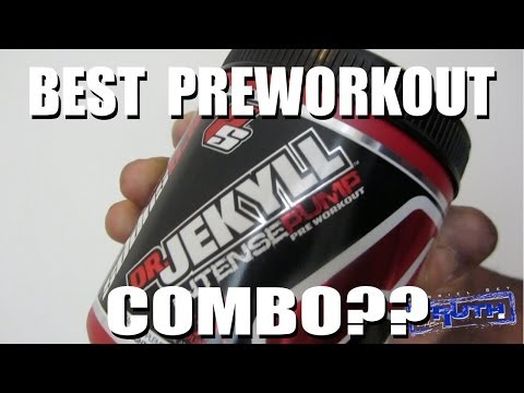BEST PRE WORKOUT EVER? (DR JEKYLL & MR HYDE REVIEW)