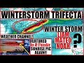 WINTER STORM TRIFECTA & In2ThinAir PIC on WEATHER CHANNEL STATE OF EMERGENCY New Zealand FEHI