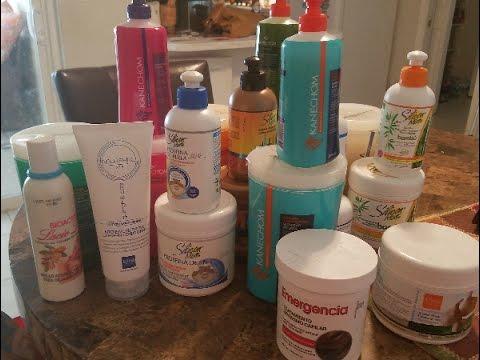 Major Hair Product Haul - Brazilian, Dominican Italian Hair Treatments