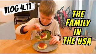 Vlog 4 11 2020 Сырники Результаты тестов И небольшой шоппинг