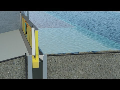 Flood Water Barrier