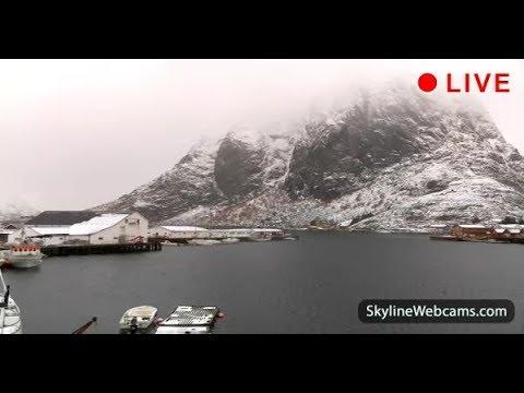 Live Webcam from Lofoten Islands - Norway