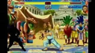 tougeki 2008 super street fighter iix 2 on 2 tournament 2nd round 1