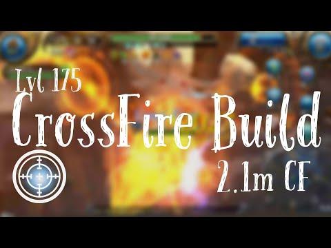 How to do 2.1mil+ damage on CrossFire main bullet?? - CF Build 175 Cap - Toram Online - not4u2nv