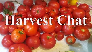 Garden Harvest &Canning Chat With Linda's Pantry