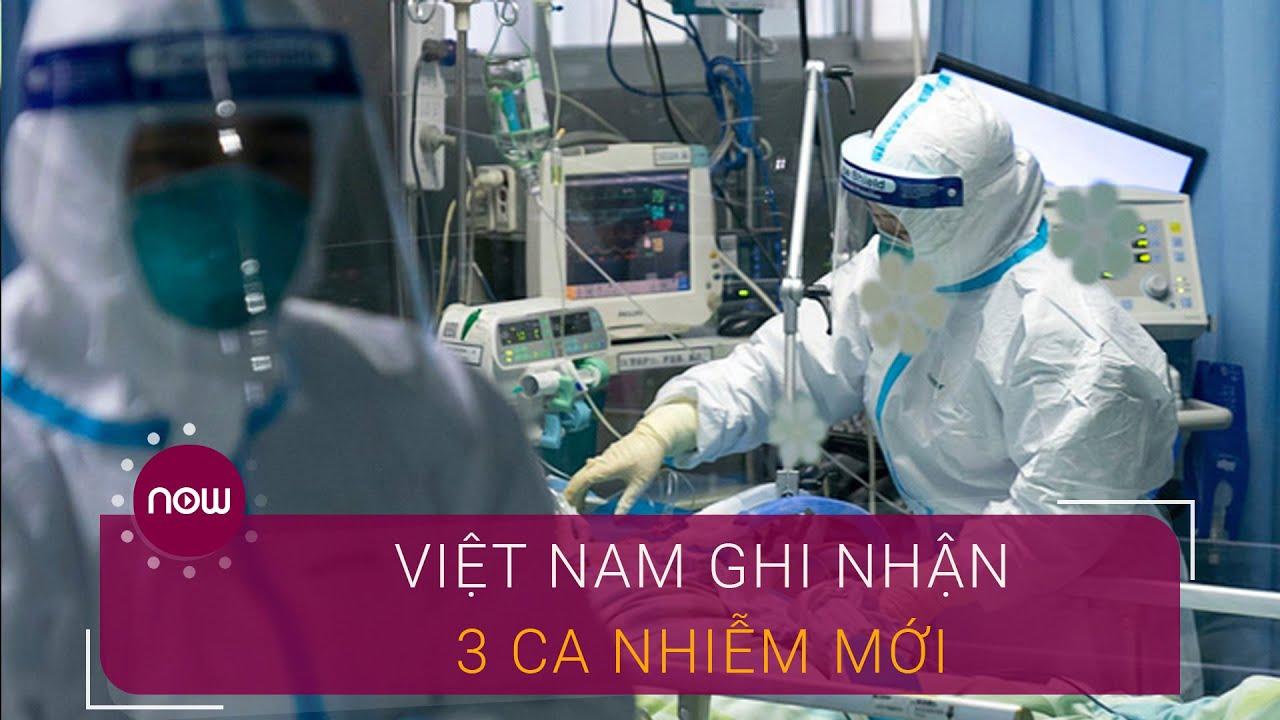 Việt Nam ghi nhận thêm 3 ca nhiễm Covid-19 đều ở Bình Thuận | VTC Now