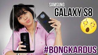 Unboxing Samsung Galaxy S8 Gray yang udah ditunggu-tunggu!