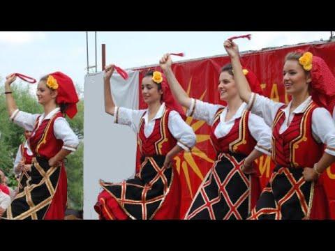 Macedonian Folk Music | Macedonian Folk Songs - Mega Mix # 1