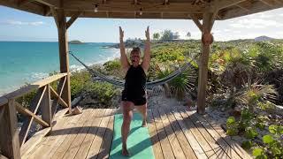 PiYo Total Body Workout - Exuma Bahamas