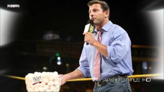 "2012 : Matt Striker 7th WWE Theme Song - ""Teacher"" (Without Quotes) + Download Link (HD)"