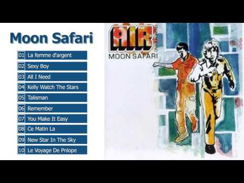 Ari  Moon Safari Full Album 1998