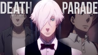 How Death Parade Writes Interesting Characters