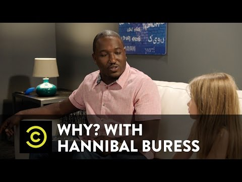 Why? with Hannibal Buress - Children Say Things That You Don't Expect Them to Say Sometimes