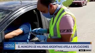 Malvinas Argentinas apela a herramientas digitales para pelear contra el Covid-19