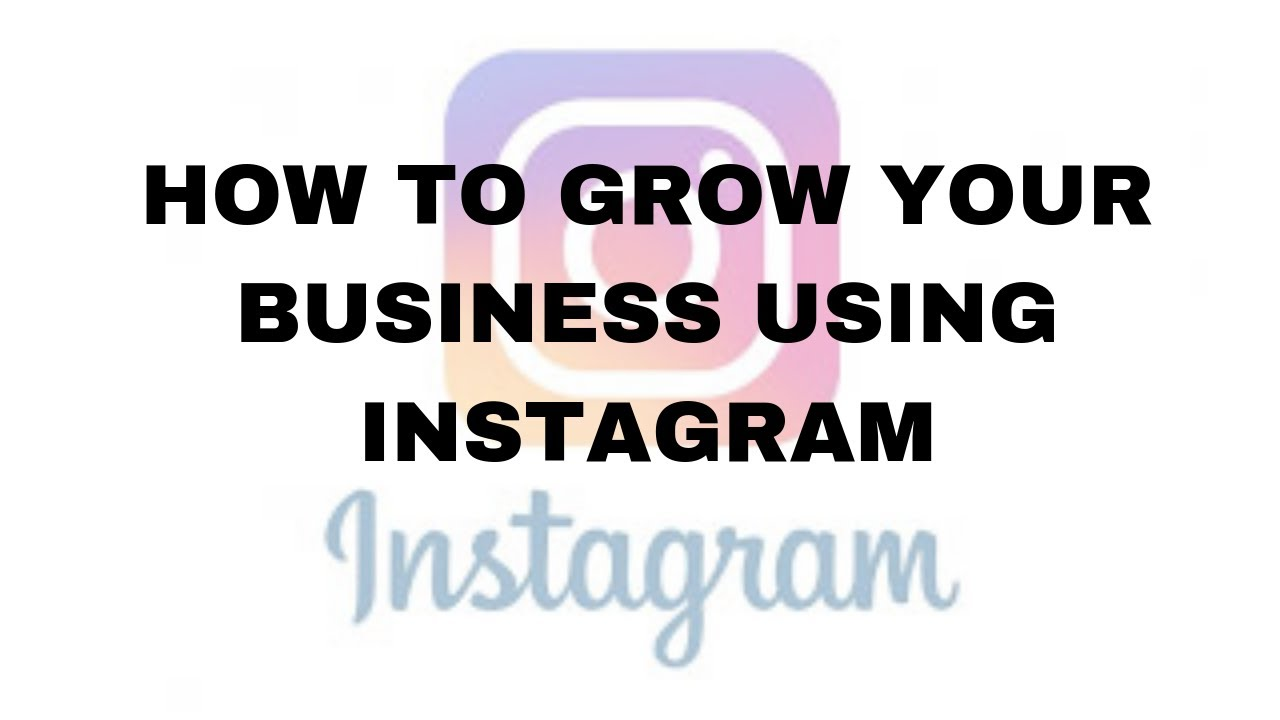 How to grow your business with Instagram - learn how to drive traffic to your website/sales page