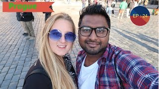 First Impression About Prague With Beautiful  American Girl || Europe || Must Watch ||