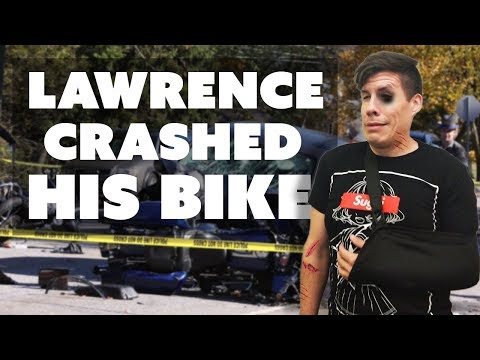 LAWRENCE HIT A CAR? - Dude Soup Podcast #187