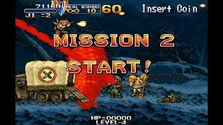 Metal Slug 3X [2nd] Playthrough ~ Speed Run (메탈슬러그3)