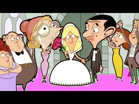 Mr Bean Animated Series2016 ★★★ The Full Compilation ✔️ Best Funny Cartoon For Kids
